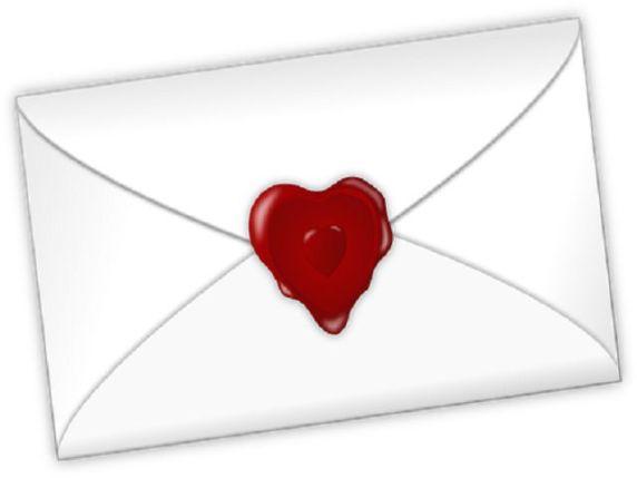 lettera cuore