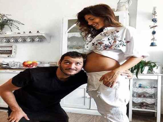 giorgia lucini gravidanza