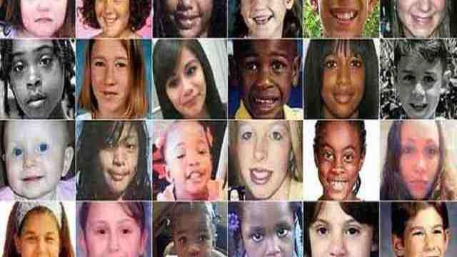 bambini scomparsi