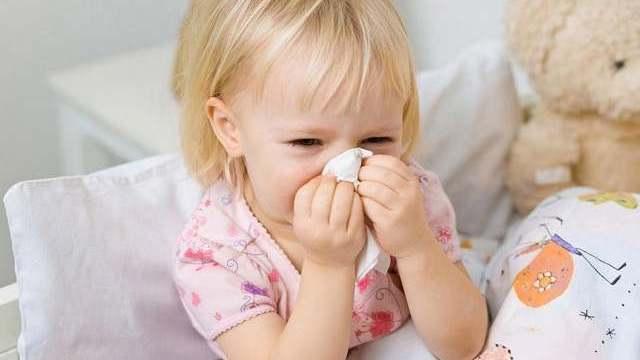 bambini e influenza