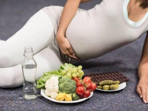 foto cibi gravidanza