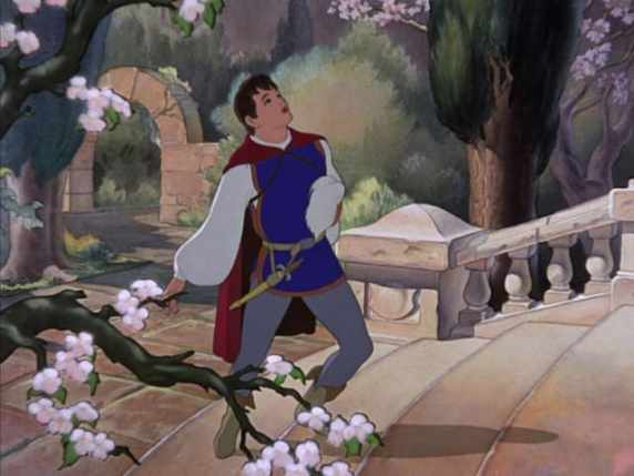 foto principe azzurro di Biancaneve