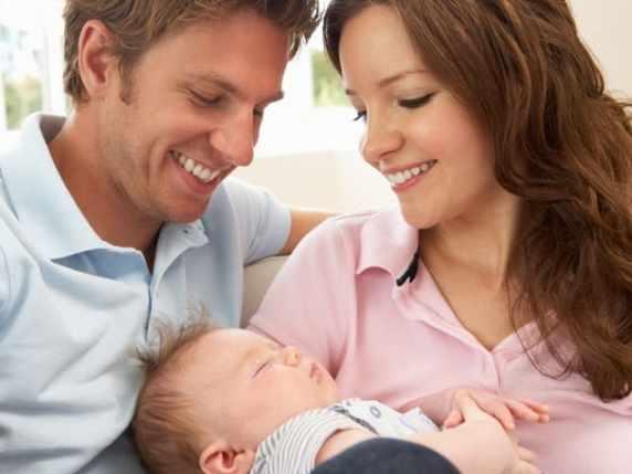 foto mamma e papà