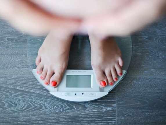 foto peso in gravidanza 2