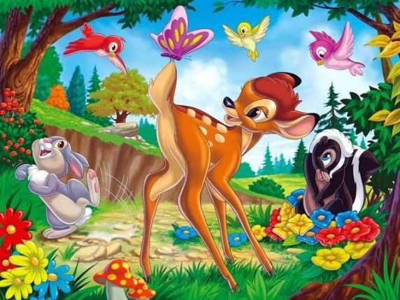 foto Bambi Disney