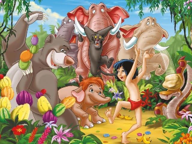 Il libro della giungla nel sequel ci saranno parti della