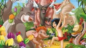 foto il libro della giungla curiosità personaggi