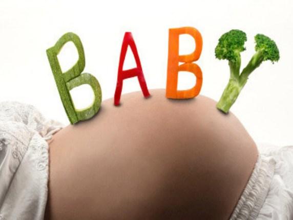 Foto alimentazione gravidanza