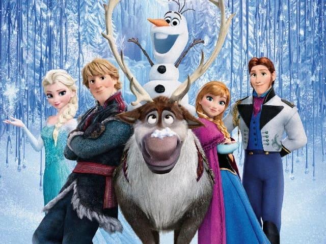Frozen la favola di elsa e anna le canzoni e i video passione