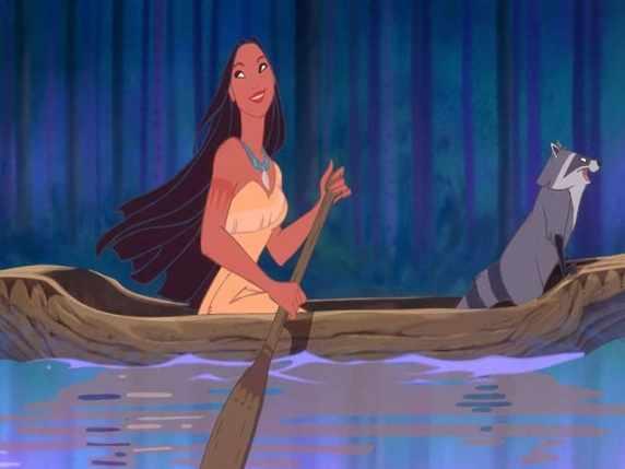 Foto Pocahontas Meeko