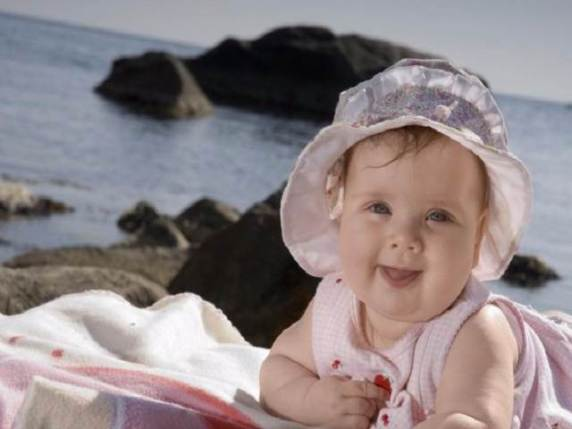 foto bambini nati mese giugno caratteristiche