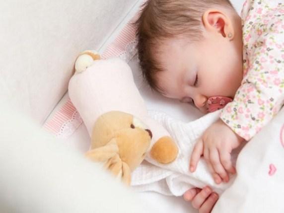 Foto evitare qualsiasi rumore metre il piccolo dorme