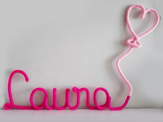 Buon onomastico nome Laura