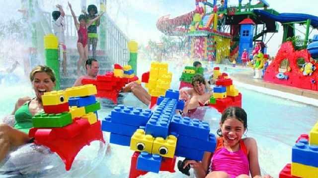 Legoland water park Italia Gardaland