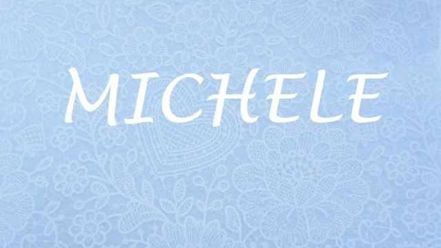 Nome Michele