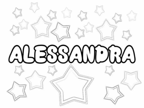 Significato del nome Alessandra