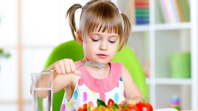 bambini piatti freddi