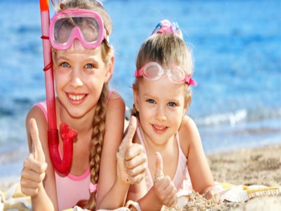 foto bambini sole 2