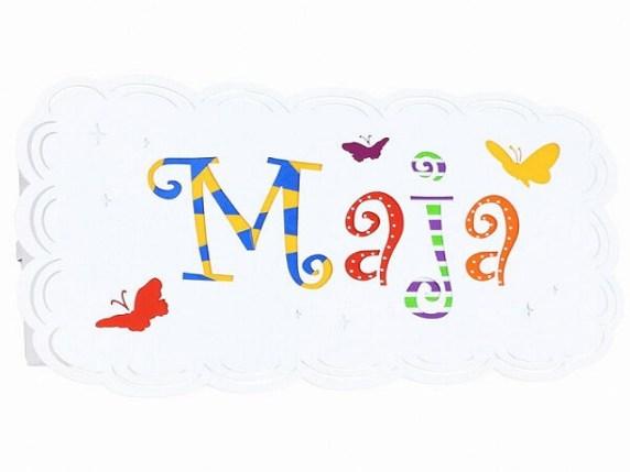 Maya onomastico: le frasi da dedicare
