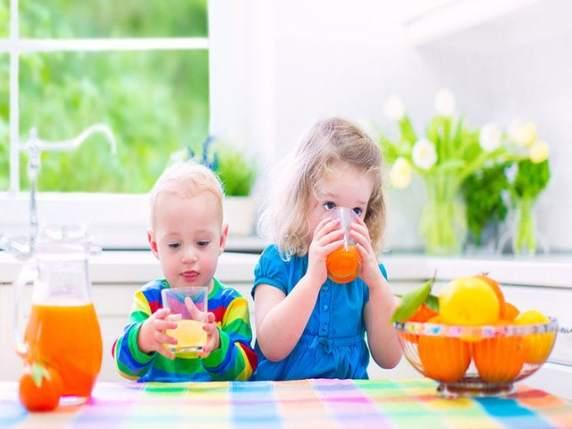 bambini cibo