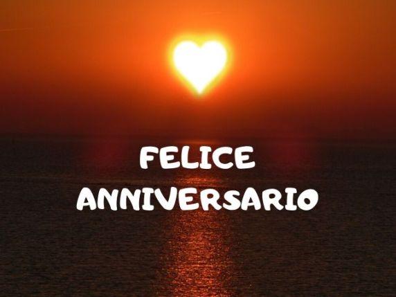 felice anniversario