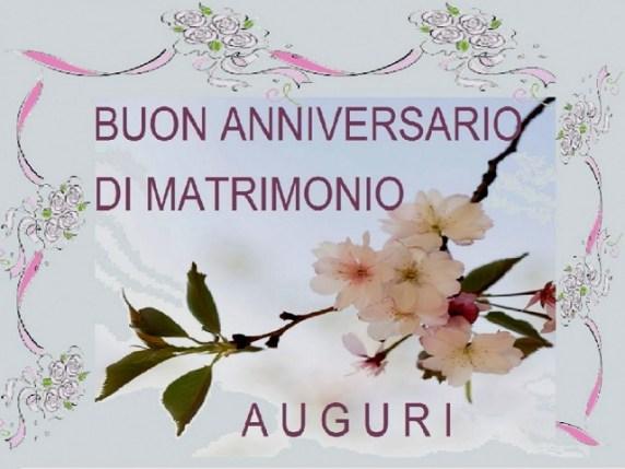 Anniversario Di Matrimonio Frasi Di Auguri.Buon Anniversario Le Immagini E Le Frasi Per Fare Gli Auguri In