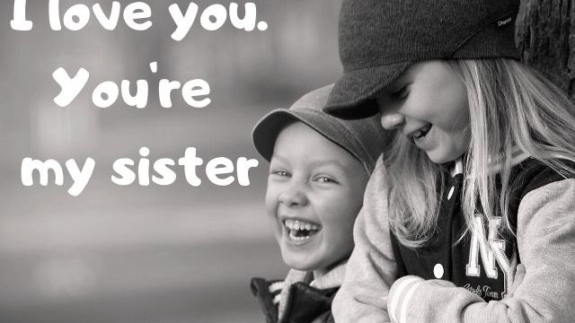 canzoni per una sorella