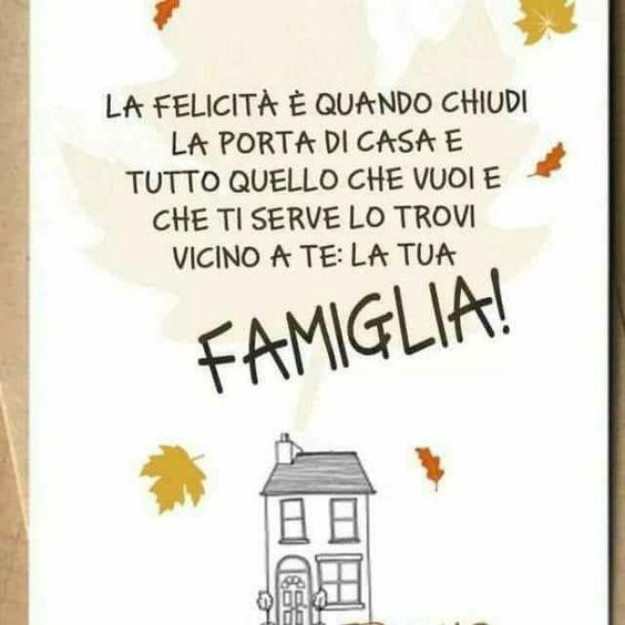 frasi sulla famiglia