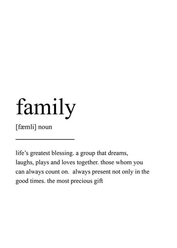 immagini sulla famiglia