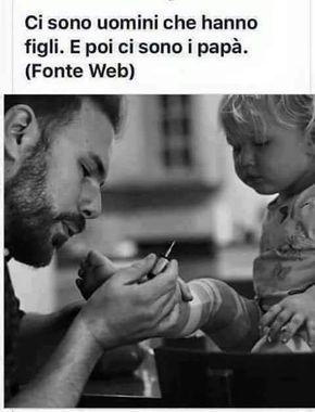 papà frasi