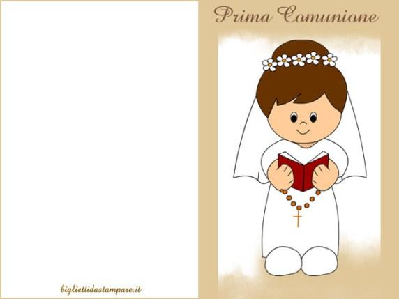 auguri prima comunione