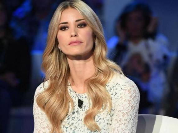 Elena Santarelli altezza