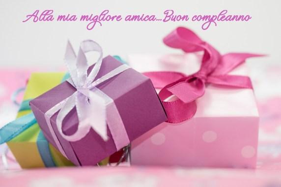 auguri di buon compleanno amica