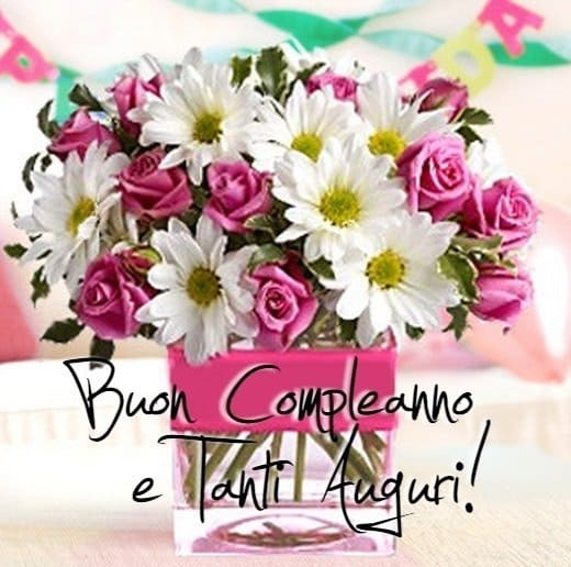 imm compleanno