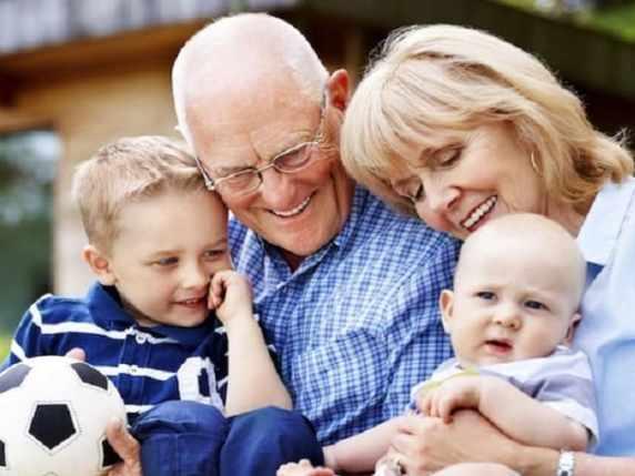nonni e nipoti coronavirus