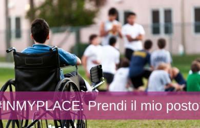 INMYPLACE: Prendi il mio posto