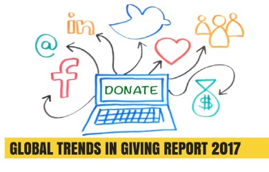 GLOBAL TRENDS IN GIVING REPORT 2017