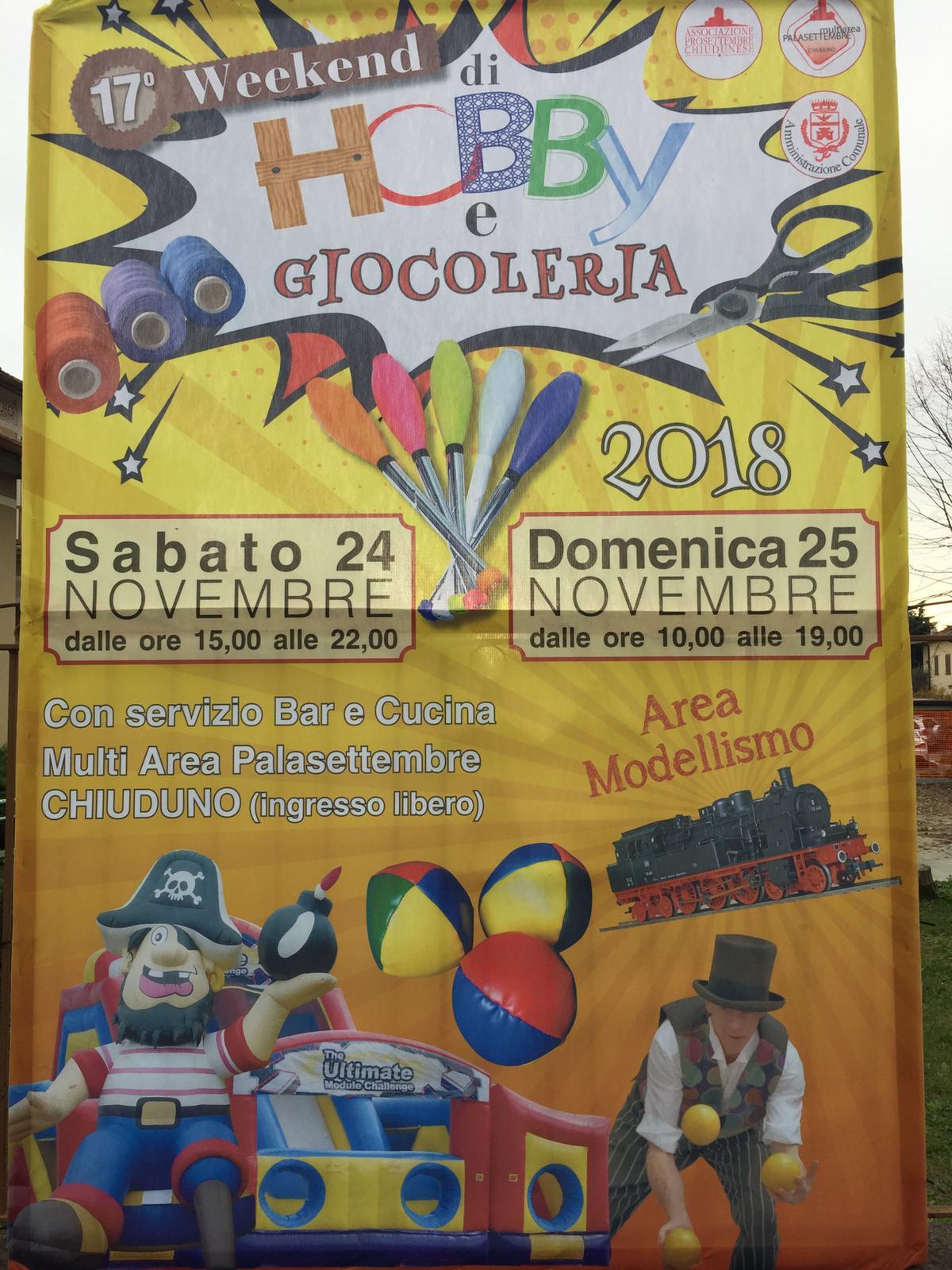 Banchetti di Natale solidali a Chiuduno (BG)
