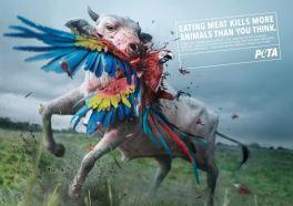 PETA - Killer Cows