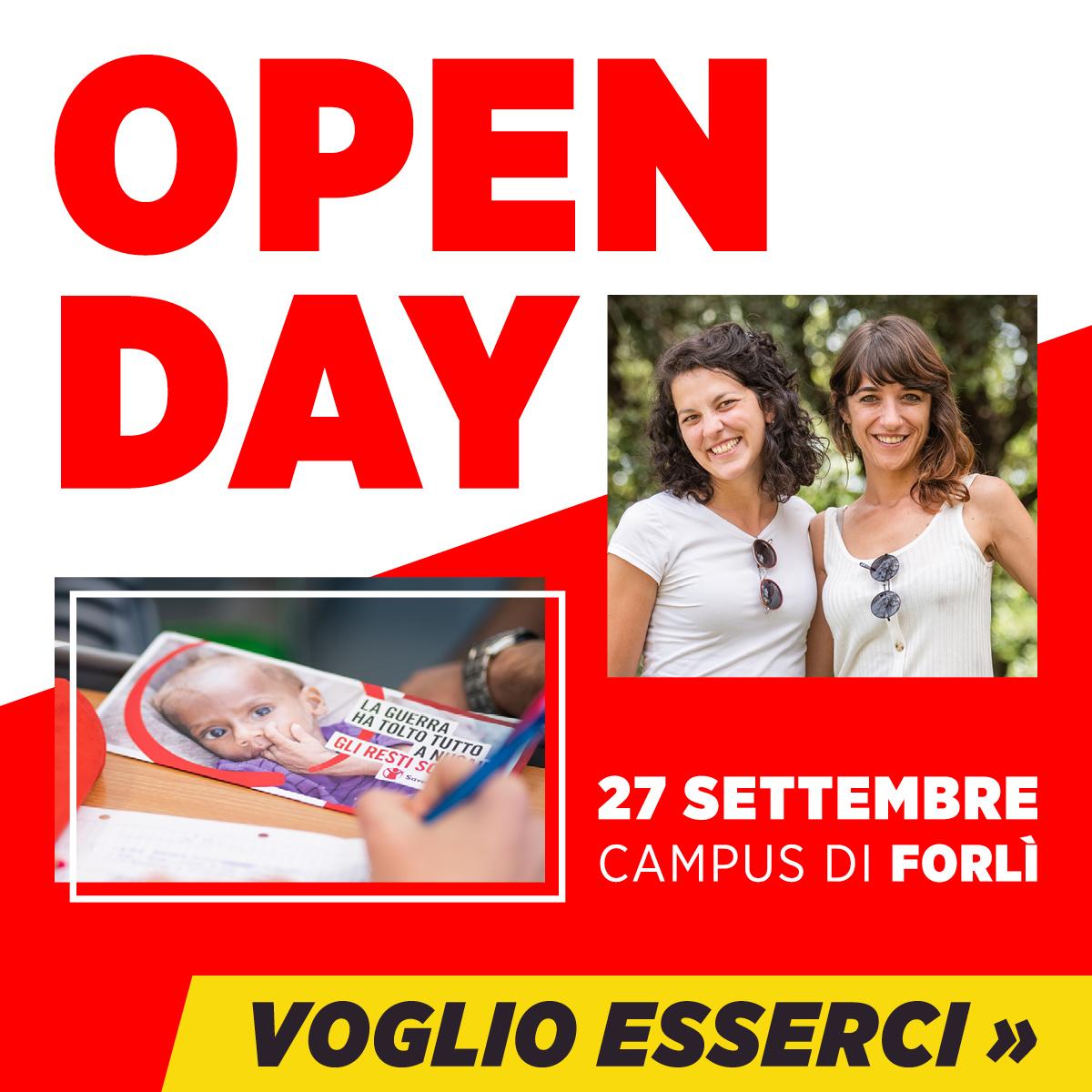 Porte aperte al Master in Fundraising per l'Open Day!