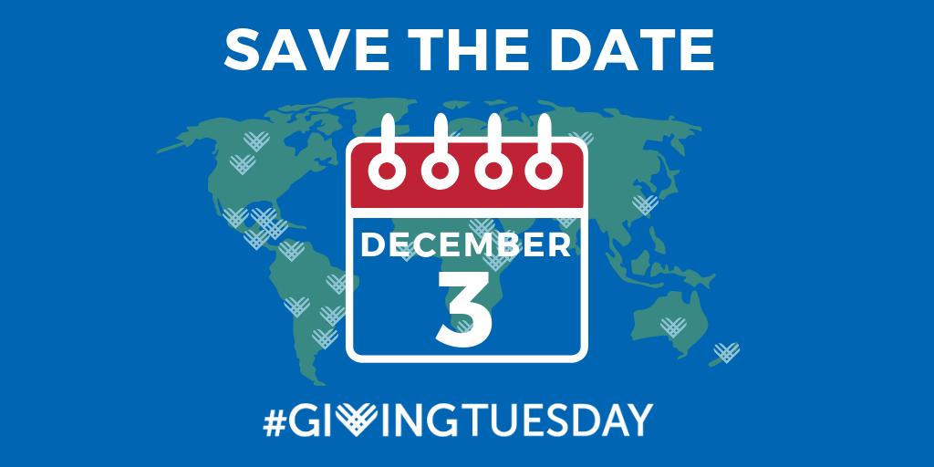 #GivingTuesday - la Giornata Mondiale del Dono