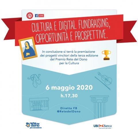 Cultura & Digital Fundraising - Opportunità e Prospettive