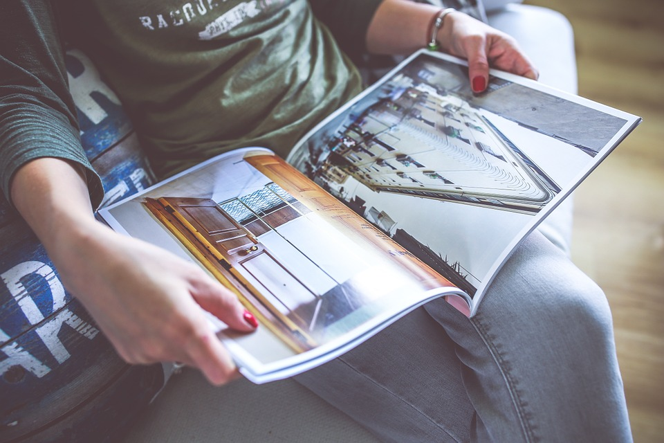 Print Catalogs in the age of E-commerce