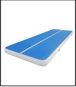 air tumble mat