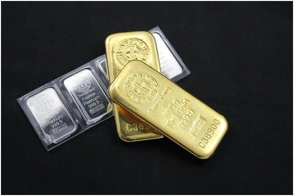 The gold-silver ratio
