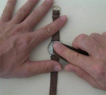 Vetro Dell' Orologio: Come Rimuovere I Graffi