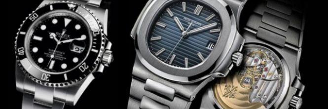 Gli orologi di lusso dei vip più famosi