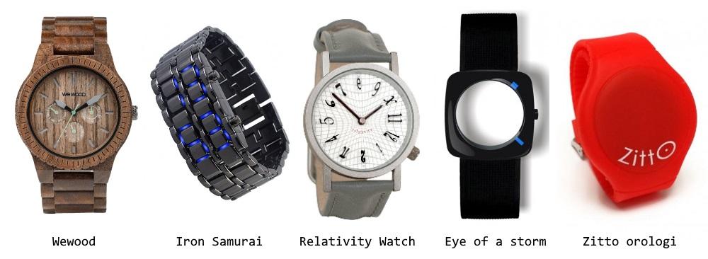 Top 10 orologi strani – Da rimanere senza fiato