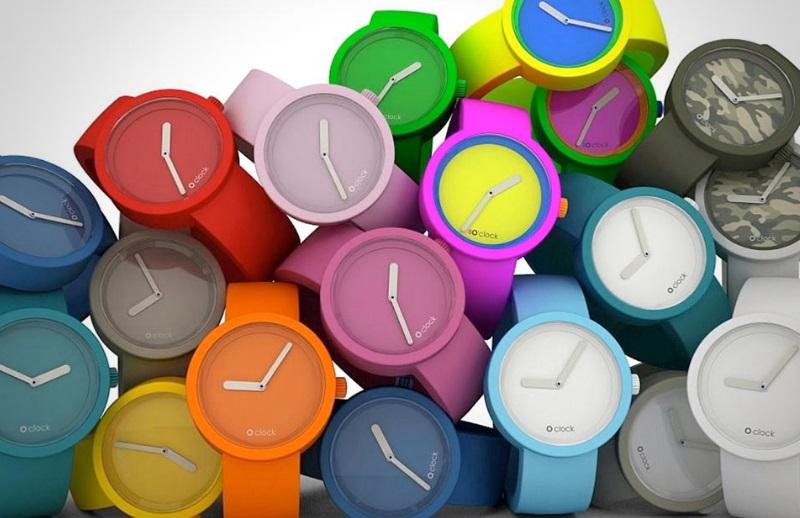 o'clock o bag orologi