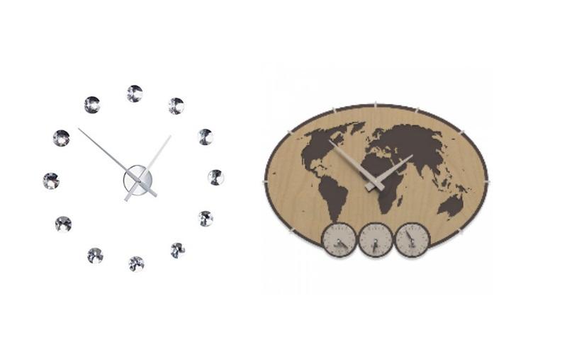 Orologi da parete particolari adatti ad ogni ambiente